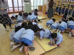 YMCA白金幼稚園卒園記念制作