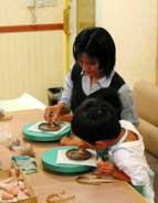 9月24日 幼児の造形 体験教室