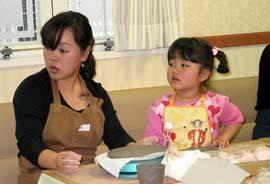 4月1日 春休み親子教室の模様