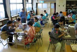 京都市左京区 よしだ学園で陶芸