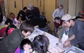 榎の家 たのしい陶芸