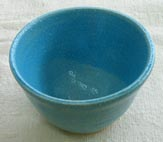 3番 トルコ青釉