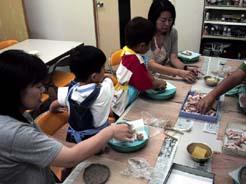 太秦[うずまさ]教室の体験