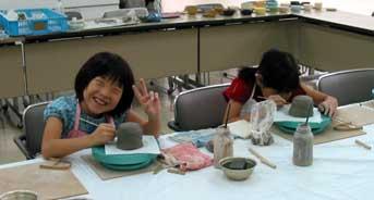 東部文化会館の体験教室